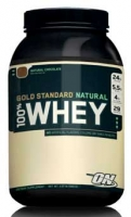 100% Natural Whey Gold