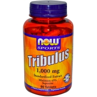 Now Foods Tribulus 1000 мг (трибулус)