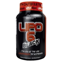 Lipo 6 Black (120cap)