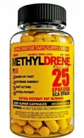 Methyl Drene  25 ECA STACK 100 caps