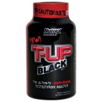 Nutrex T-Up Black/150 Ligui Caps