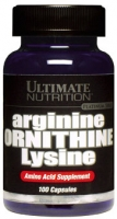 Arginine Ornithine Lysine Ultimate Nutrition